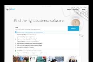 appvizer : premier comparateur de logiciels en Europe